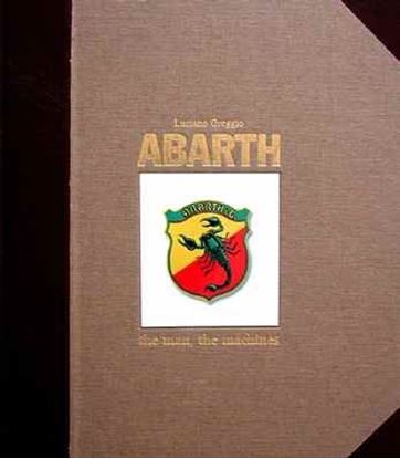 Immagine di ABARTH THE MAN, THE MACHINES Edizione speciale in pelle/Special leatherbound edition