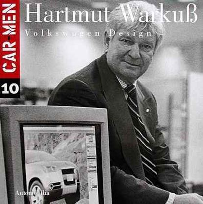 Picture of HARTMUT WARKUß: VOLKSWAGEN DESIGN CAR-MEN N. 10