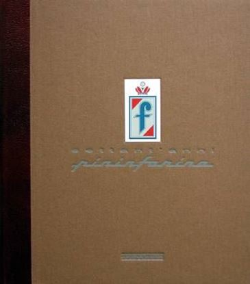 Picture of PININFARINA 1930/2000 – ARTE E INDUSTRIA: SETTANT'ANNI Ed. speciale in pelle/Special leatherbound edition