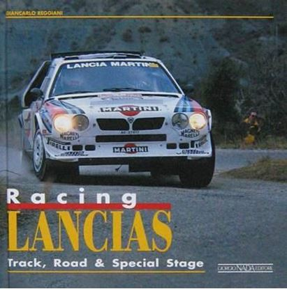Immagine di RACING LANCIAS TRACK, ROAD & SPECIAL STAGE