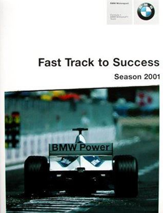 Picture of BMW FAST TRACK TO SUCCESS – SEASON 2001