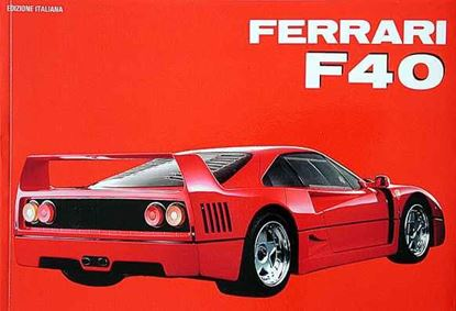 "Immagine di FERRARI F40 ""La Collection"""