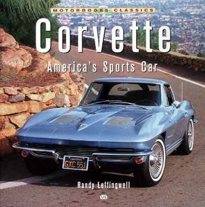Picture of CORVETTE AMERICA'S SPORTS CAR