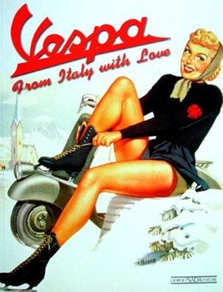 Picture of VESPA FROM ITALY WITH LOVE