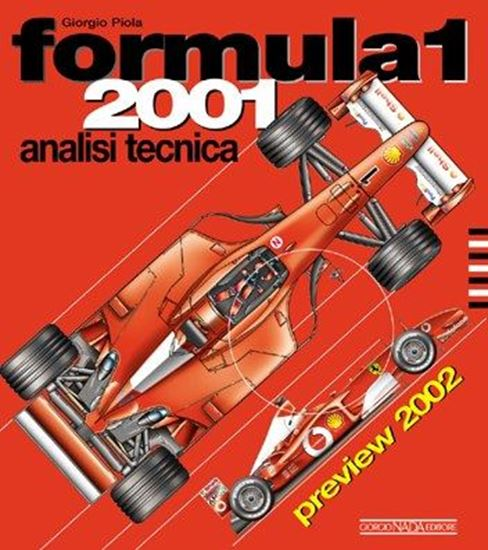 Picture of FORMULA 1 2001 ANALISI TECNICA