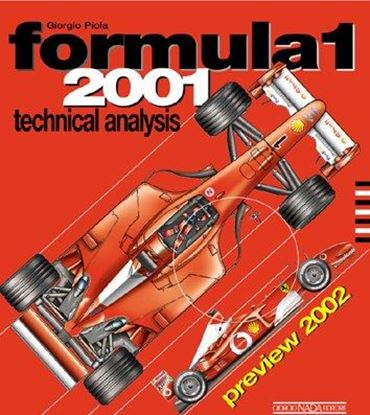 Immagine di FORMULA 1 2001 TECHNICAL ANALYSIS
