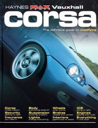 Immagine di VAUXHALL CORSA THE DEFINITIVE GUIDE TO MODIFYING
