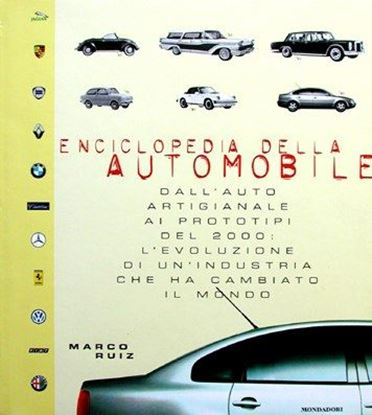 Picture of ENCICLOPEDIA DELL'AUTOMOBILE