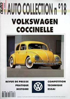 "Picture of VOLKSWAGEN COCCINELLE - Serie ""Auto Collection"" N. 18"