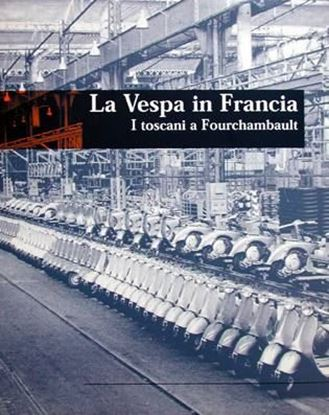 Picture of LA VESPA IN FRANCIA