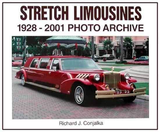 Immagine di STRETCH LIMOUSINES 1928/2001 PHOTO ARCHIVE