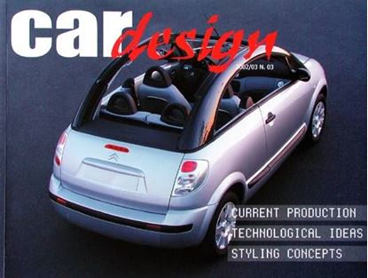 Immagine di CAR DESIGN 2002 N. 3