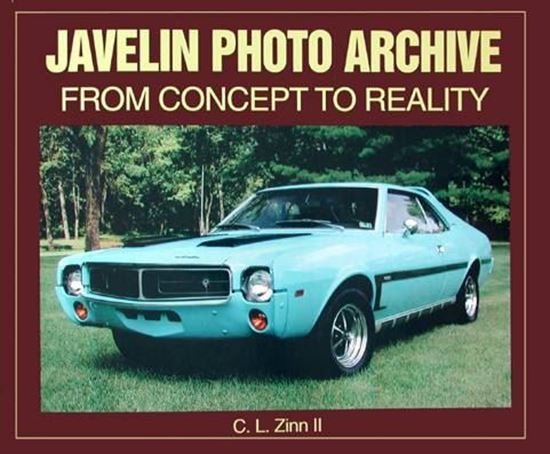Picture of JAVELIN PHOTO ARCHIVE FROM CONCEPT TO REALITY