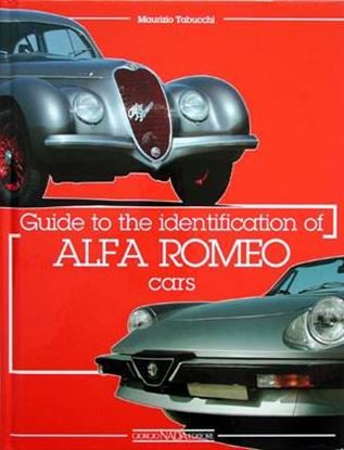 Immagine di GUIDE TO THE IDENTIFICATION OF ALFA ROMEO CARS