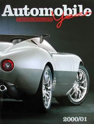 Immagine di AUTOMOBILE YEAR N. 48 2000/2001