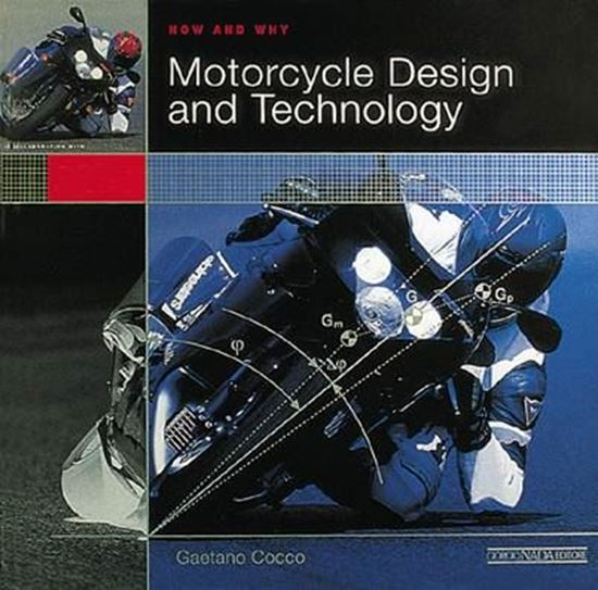 Picture of MOTORCYCLE DESIGN AND TECHNOLOGY: HOW AND WHY