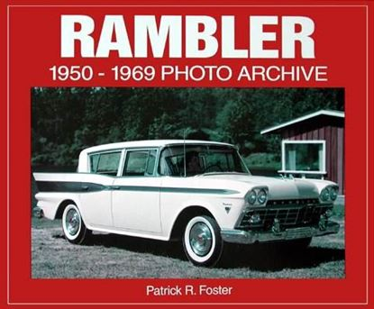 Picture of RAMBLER 1950-1969 PHOTO ARCHIVE