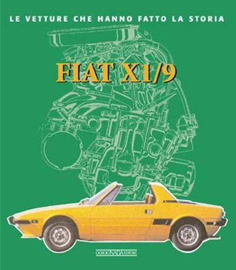 Picture of FIAT X1/9