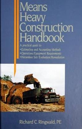 Picture of MEANS HEAVY CONSTRUCTION HANDBOOK
