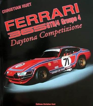 Picture of FERRARI 365 GTB/4 GROUPE 4 DAYTONA COMPETIZIONE
