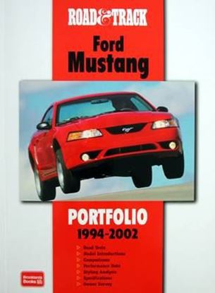 Picture of ROAD & TRACK FORD MUSTANG PORTFOLIO 1994-2002