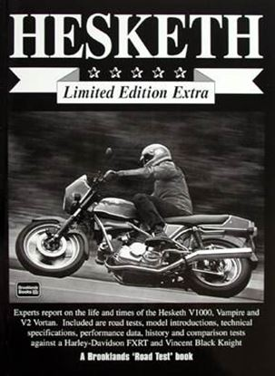 Picture of HESKETH LIMITED EDITION EXTRA