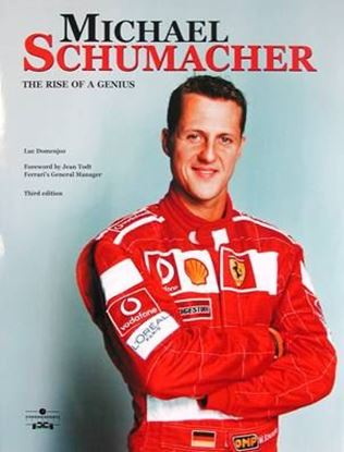 Picture of MICHAEL SCHUMACHER THE RISE OF A GENIUS