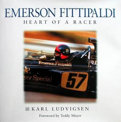 Immagine di EMERSON FITTIPALDI HEART OF A RACER