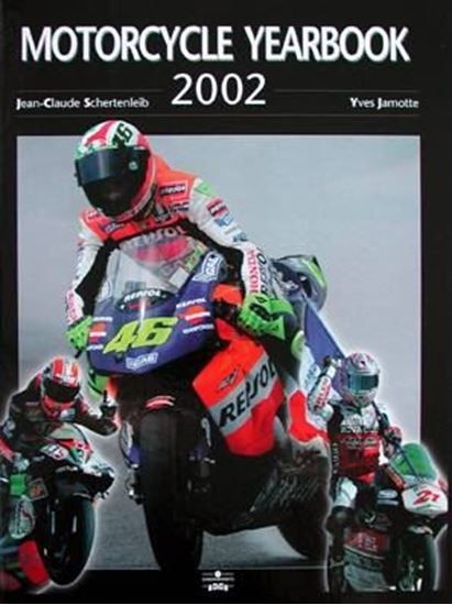 Picture of MOTORCYCLE YEARBOOK 2002