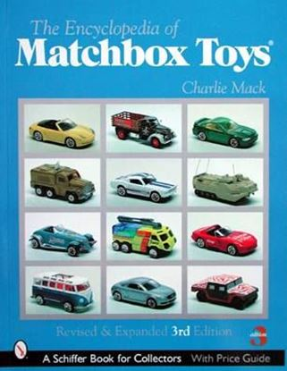 Picture of THE ENCYCLOPEDIA OF MATCHBOX TOYS 3th EDITION