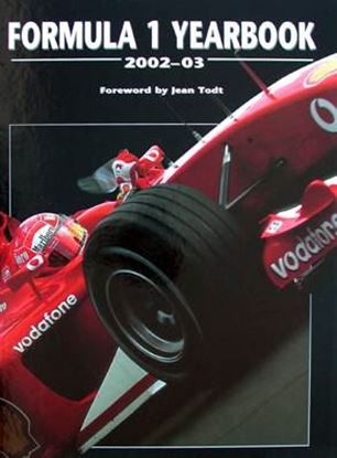 Immagine di FORMULA 1 YEARBOOK 2002-03