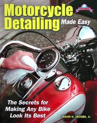 Picture of MOTORCYCLE DETAILING MADE EASY