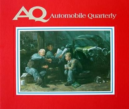 Picture of AUTOMOBILE QUARTERLY - VOL. 41 No. 3