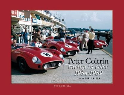 Picture of PETER COLTRIN: RACING IN COLOR 1954-1959