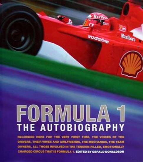 Picture of FORMULA 1 THE AUTOBIOGRAPHY