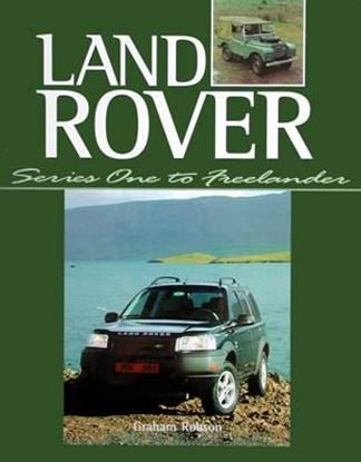 Picture of LAND ROVER SERIES ONE TO FREELANDER