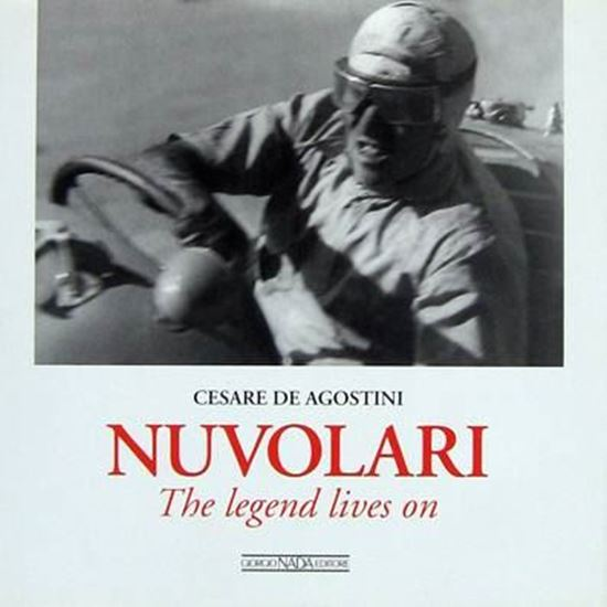 Picture of NUVOLARI THE LEGEND LIVES ON