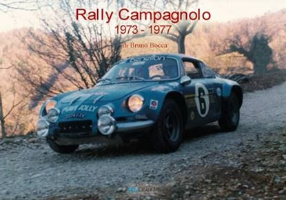 "Picture of RALLY CAMPAGNOLO 1973-1977 ""DOCUMENTI DI RALLY CHE FURONO"""