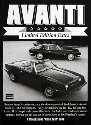 Picture of AVANTI LIMITED EDITION EXTRA (Studebaker)