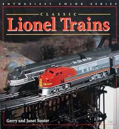 Immagine di CLASSIC LIONEL TRAIN