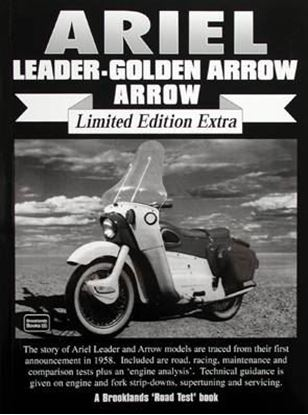 Picture of ARIEL LEADER-GOLDEN ARROW LIMITED EDITION EXTRA