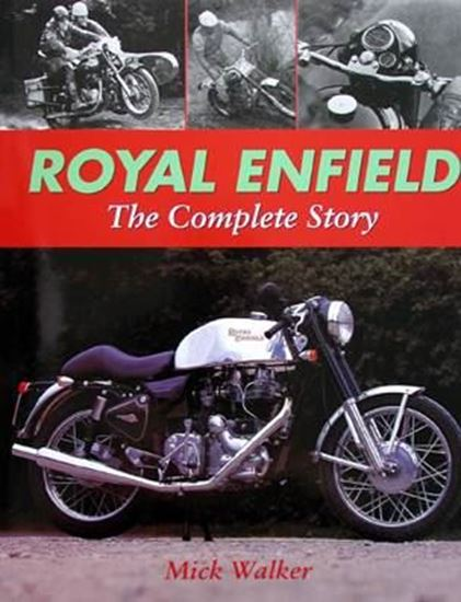 Immagine di ROYAL ENFIELD THE COMPLETE STORY