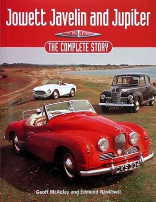 Immagine di JOWETT JAVELIN AND JUPITER THE COMPLETE STORY