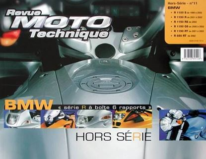 "Picture of BMW ""Serie R a boite 6 rapports"" - SERIE ""REVUE MOTO TECHNIQUE"" N° HORS SERIE 11"
