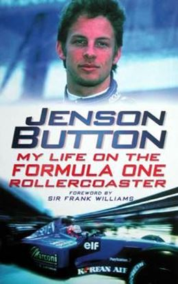 Picture of JENSON BUTTON MY LIFE ON THE FORMULA ONE ROLLERCOASTER