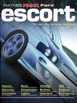 Picture of FORD ESCORT THE DEFINITIVE GUIDE TO MODIFYING