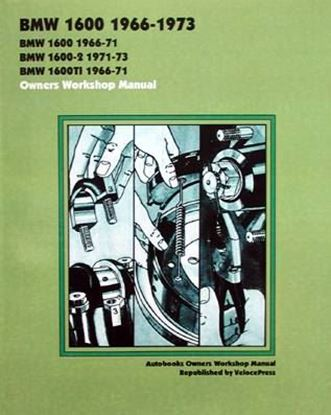 Picture of BMW 1600 1966-1973 AUTOBOOKS OWNERS WORKSHOP MANUAL