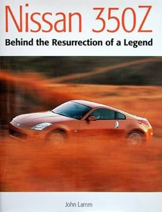 Picture of NISSAN 350Z BEHIND THE RESURRECTION OF A LEGEND