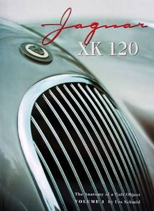 Immagine di JAGUAR XK 120 THE ANATOMY OF A CULT OBJECT Vol. 1
