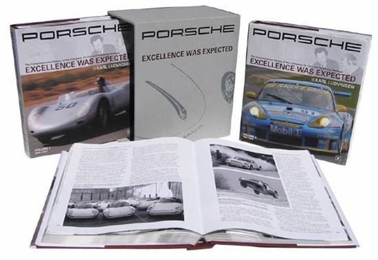 Immagine di PORSCHE EXCELLENCE WAS EXPECTED - The Comprehensive History of the Company, its Cars and its Racing Heritage